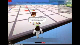 Bloody Jab of teh west (roblox) party night