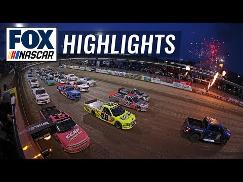 2019 Dirt Derby at Eldora | NASCAR on FOX HIGHLIGHTS