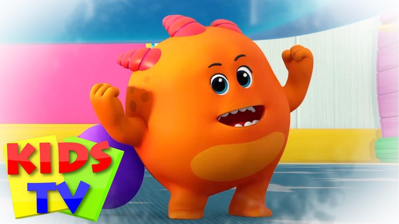 Mighty Kırmızı   Çocuklar için videolar   Kids TV Türkçe   Komik karikatürler   Okulöncesi