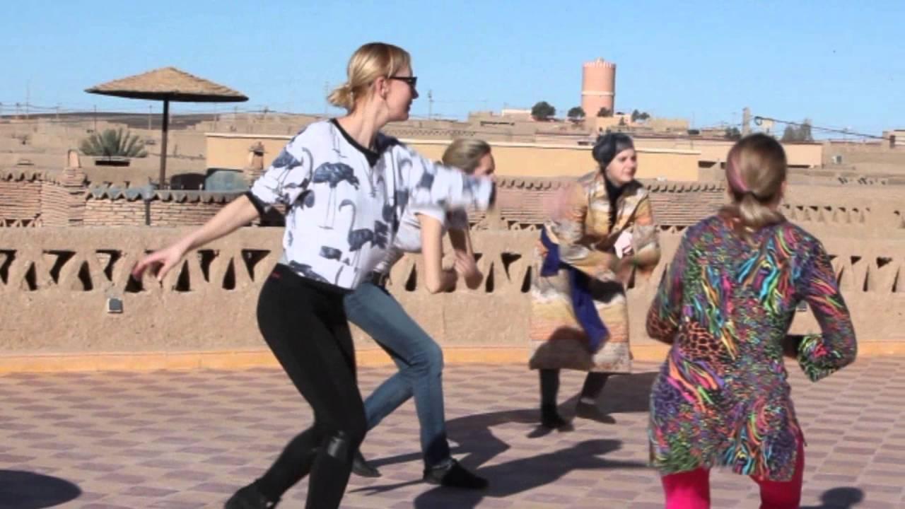 Maroko svorio netekimas