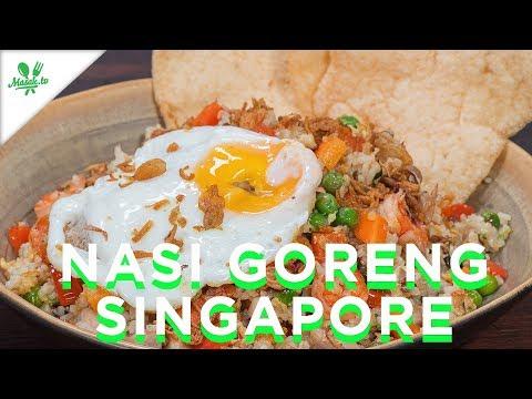 Nasi Goreng Singapura