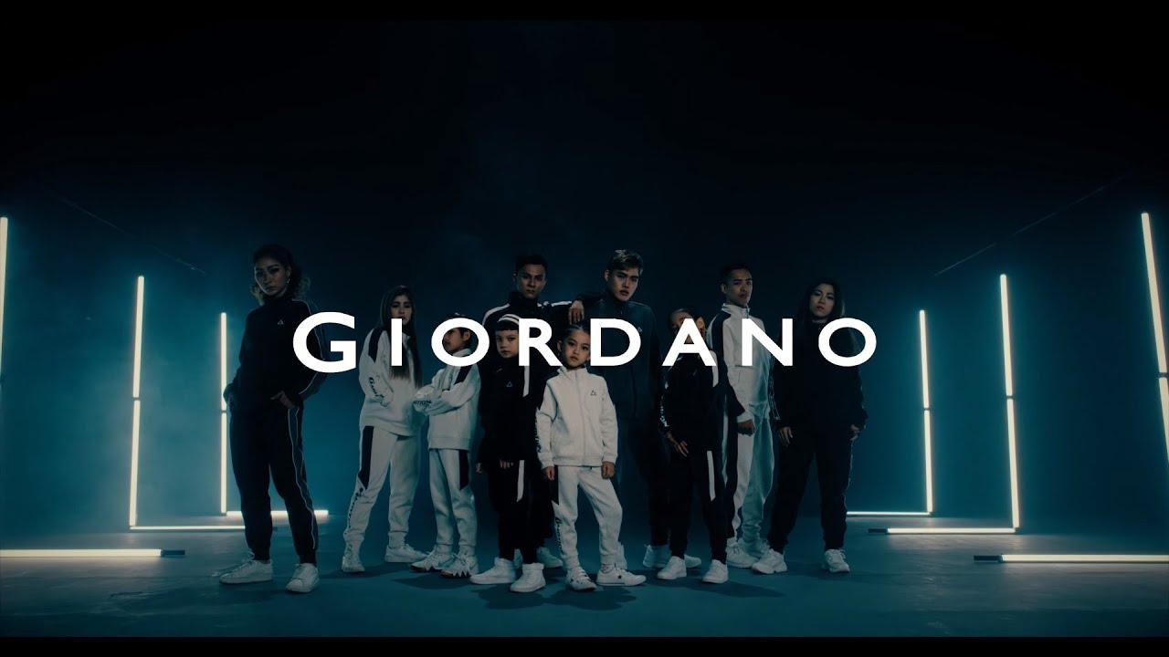GIORDANO X HRC Dance Studio