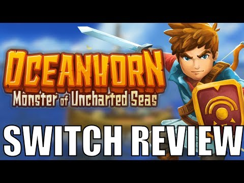 Oceanhorn: Monster Of Uncharted Seas (Nintendo Switch) Review | 8-Bit Eric