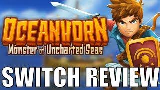 Oceanhorn: Monster of Uncharted Seas (Nintendo Switch) Review | 8-Bit Eric