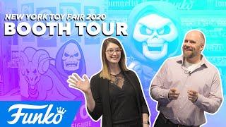 2020 Toy Fair New York Booth Tour!