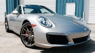 2017 Porsche 911 Carrera S Full Review /Exhaust /Start Up /Sho…
