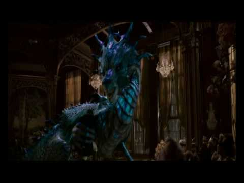 Enchanted dragon