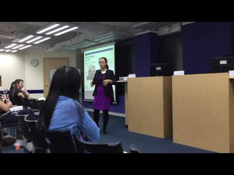 My alumnus sharing at Monash Uni's Master of Counselling program (offshore in Hong Kong; Part III)