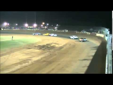 Albany Motor Speedway 5-9-15 Enduro Feature