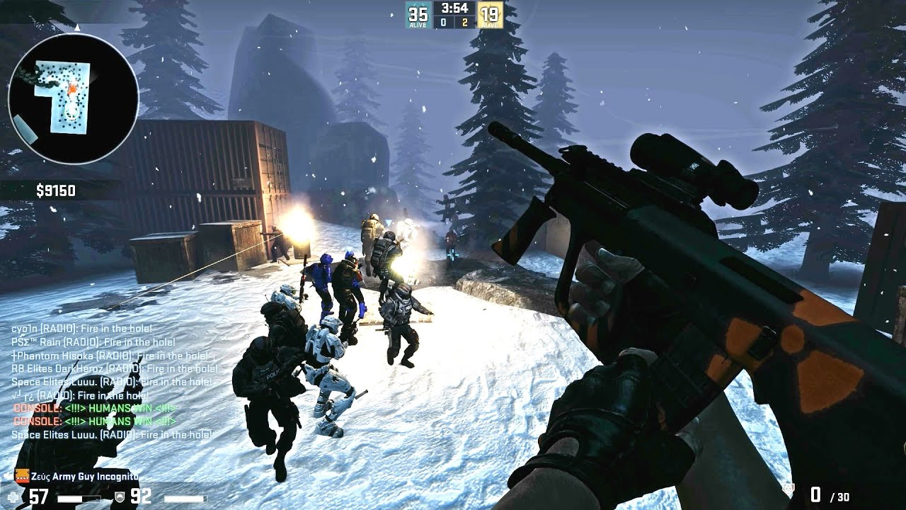 Есть ли csgo зомби мод steambuy lord of the rings war in the north