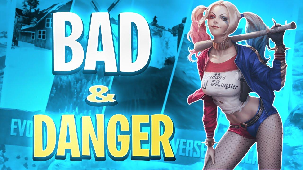 BAD & DANGER !  PUBG MOBILE MONTAGE