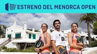 Presentación oficial Estrella Damm Menorca Open | World Padel Tour