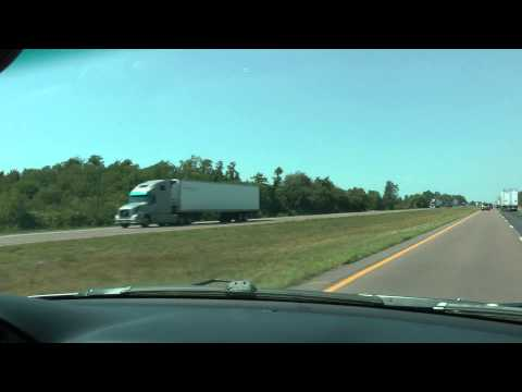 I-55 northbound between Arkansas state line and Sikeston, MO summer 2012