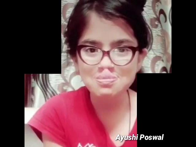 Funny Video l Comedy l Ayushi l Balaji News