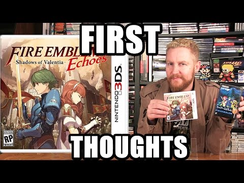 Download FIRE EMBLEM ECHOES Shadows of Valentia (First Thoughts) - Happy Console Gamer Screenshots