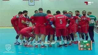 الشوط الثاني | لخويا 31 - 21 النفط والغاز الإيراني | البطولة الآسيوية لكرة اليد