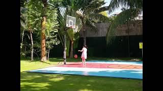 사이판여행 피에스타리조트 농구