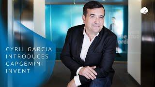 Cyril Garcia introduces Capgemini Invent