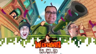 Pojkband Plays Worms W.M.D! - EP01