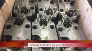 refection moteur porsche 911 SC TARGA