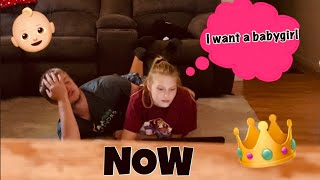 I WANT ANOTHER BABY PRANK | Alyssa D
