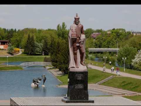 Panevėžys Beautiful city in Lithuania , nice photographs of landmarks, skyline, famous buildings