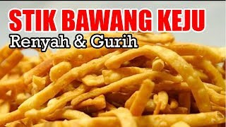Video Stick Onion Cheese Gurih and Crunchy - Indonesian Cake download MP3, 3GP, MP4, WEBM, AVI, FLV April 2018