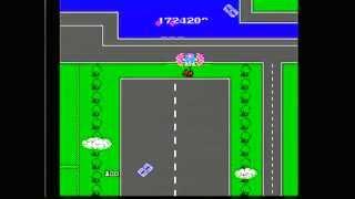 ファミコン版ツインビー 1周クリア (TwinBee)