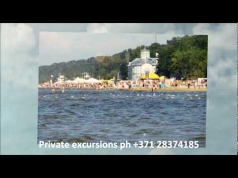 Jurmala - Largest sea resort on Baltic Sea