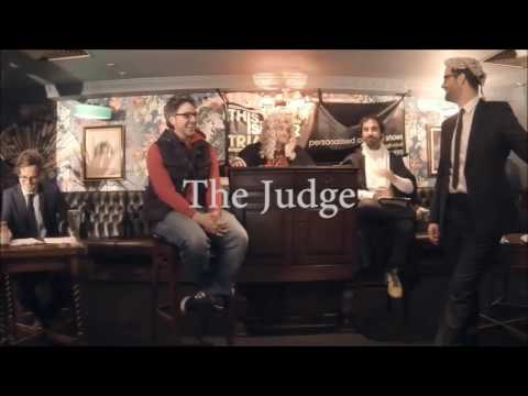The Trial - Interactive Comedy Edinburgh 2014