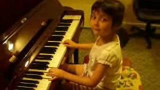Suzuki Piano, Little Playmates