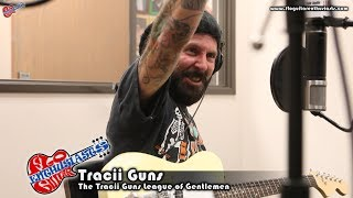 Tracii Guns on Sleaze Guitar and The Unique Sound of LA Guns on Flo Guitar Enthusiasts