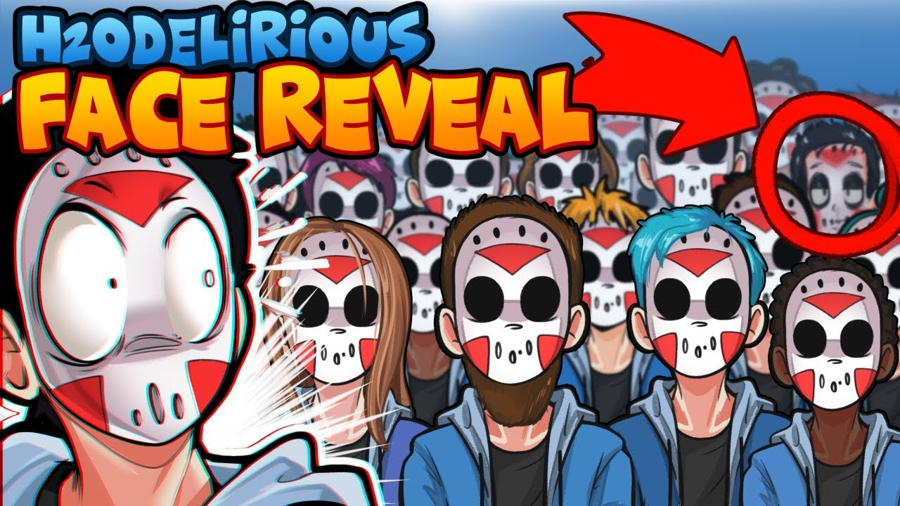 Who is H2O Delirious? Ninja and Ali-A take part in 'face reveal' of