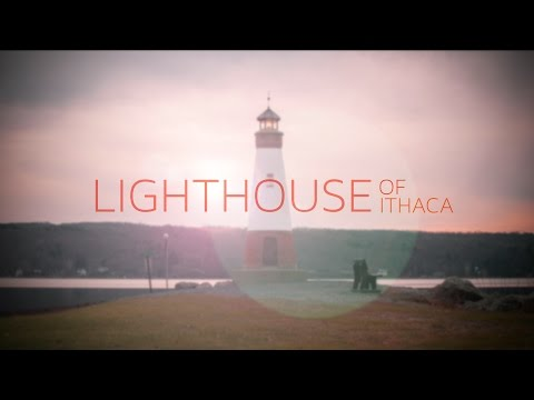 Lighthouse of Ithaca – A Visual Postcard of Ithaca, NY