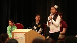 The Leader in Me: Student Leadership in Action