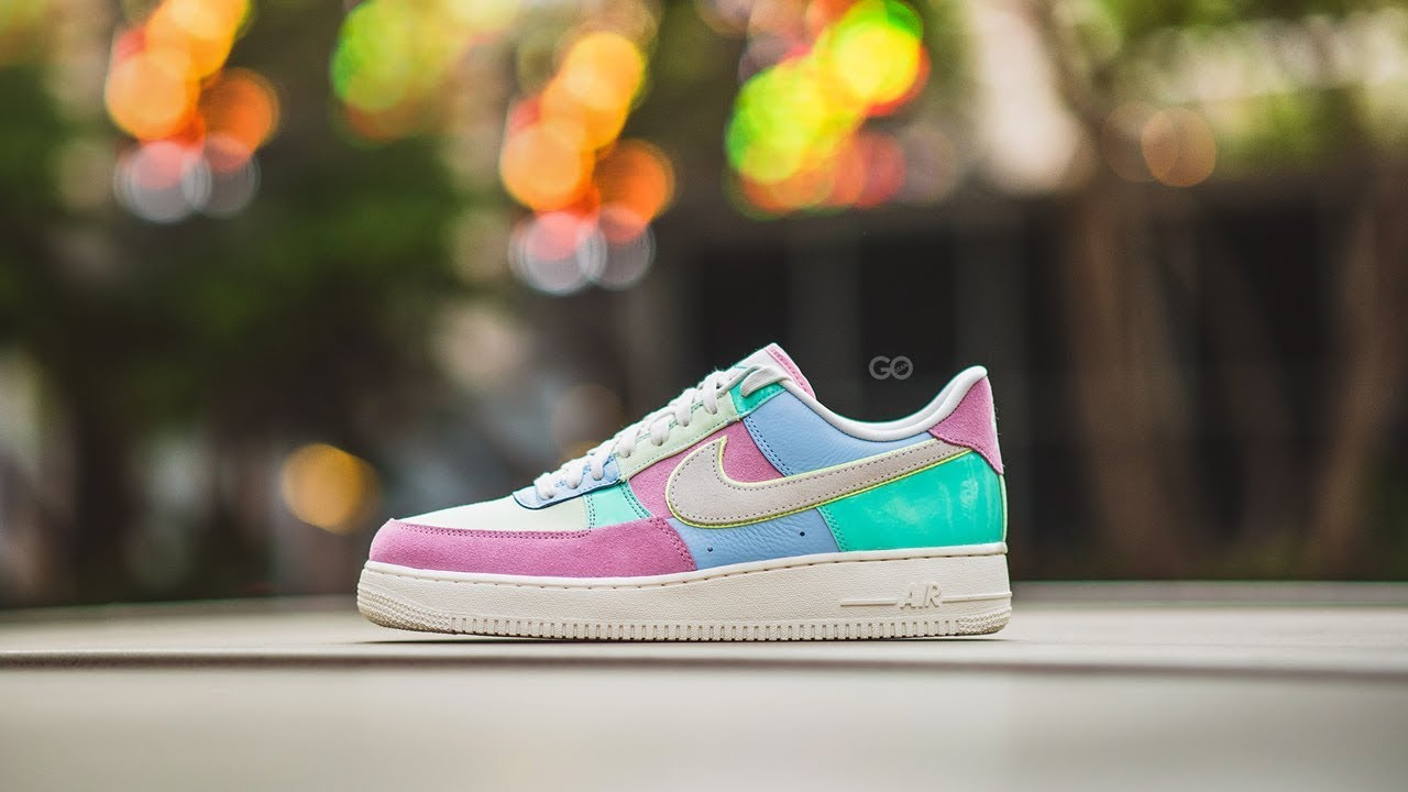 the latest f4a92 3501f Nike Air Force 1  07 QS
