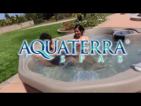 Aquaterra Spa Transport II 22-jet 4-5 Person Spa (UK)