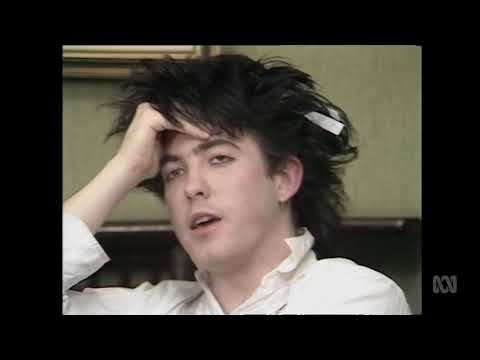Extended Interview The Cure