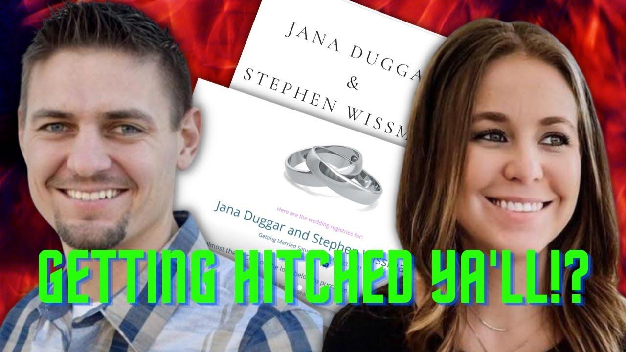 Jana Duggar & Stephen Wissmann Set to Get Married?! Registry & Wedding Date Revealed??!