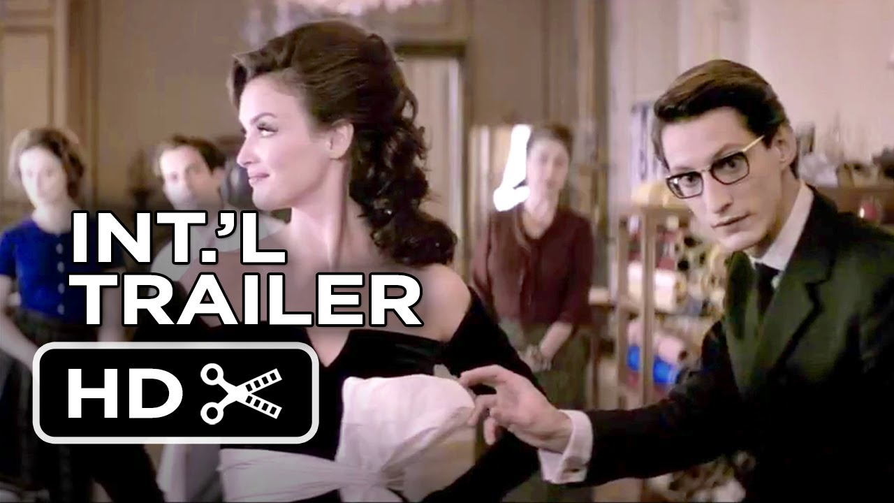 6dfa3bc4598 Yves Saint Laurent Official International Trailer 1 (2014) - Fashion  Designer Biopic HD - YouTube