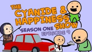 Tub Boys - S1E9 - Cyanide & Happiness Show - INTERNATIONAL RELEASE