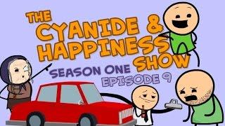 Tub Boys - S1E9 - Cyanide & Happiness Show