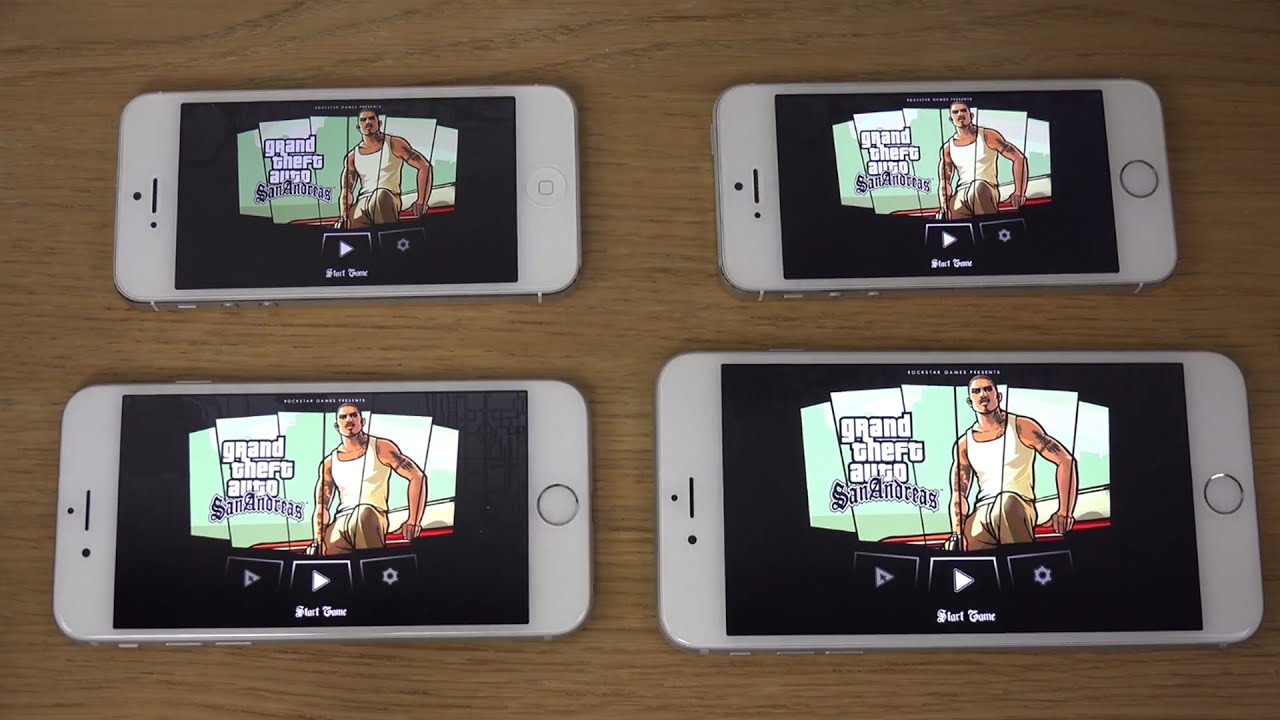 Iphone 7 Live Wallpaper Not Working Gta San Andreas Iphone 6 Plus Vs Iphone 6 Vs Iphone 5s