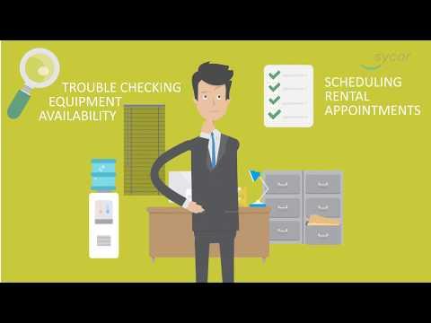Equipment Rental Software Based On Microsoft ERP