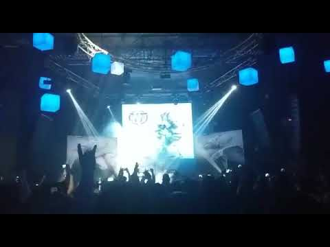SepticFlesh - intro + war in heaven live in Chile