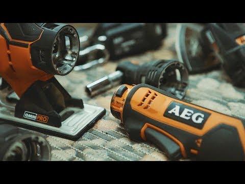 AEG OMNI 12 С. Опыт использования и практический обзор