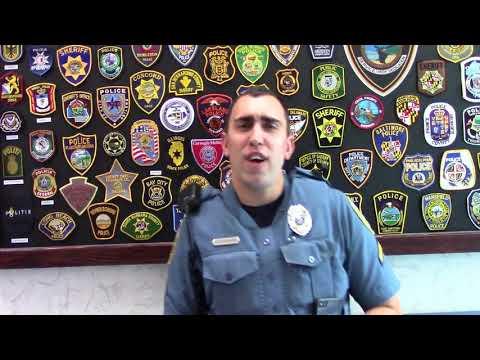 Elkton Police Lip Sync Battle