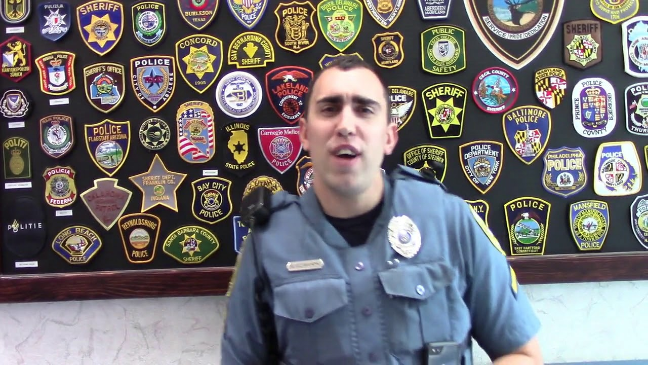 Elkton Police Lip Sync Battle