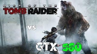 Rise of the Tomb Raider - i3 2120, GTX 560 1gb, 8gb RAM FPS TEST