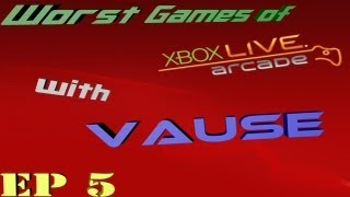 Worst Games of XBLA EP.5 (Fret Nice)
